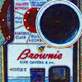 Wingsdomain Art and Photography - Classic Kodak Brownie Camera - 20130117