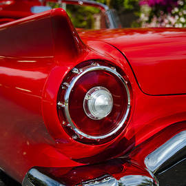 Jerry Cowart - 1957 Ford Thunderbird Classic Car