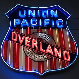J Laughlin - Classic Union Pacific Neon Light