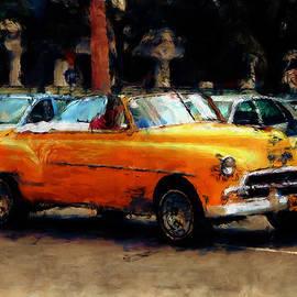 Fran Hogan - Classic Yellow Havana