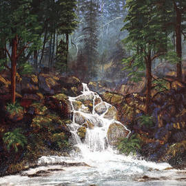 Diane Schuster - Clearwater Falls