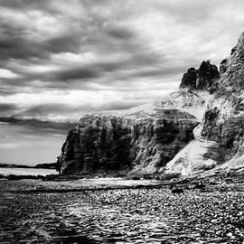 Hugh Smith - Cliffs at Punta Bandera