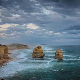 Carlos Cano - Cliffs of Australia