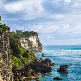 Nila Newsom - Cliffs on the Indonesian Coastline