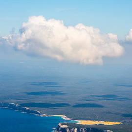 Parker Cunningham - Cliffs Over The Ocean