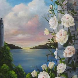 Chris Barnhart - Climbing Rose Castle