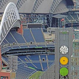 Brad Walters - Seattle Seahawks Century Link Field