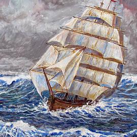 Philip Lee - Clipper Ship