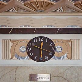 Nikolyn McDonald - Clock - Art Deco - Interior Design