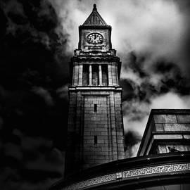 Brian Carson - Clock Tower No 10 Scrivener Square Toronto Canada