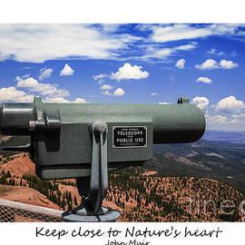 Janice Rae Pariza - Close To Nature in Colorado