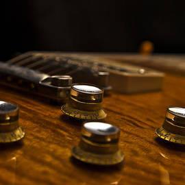Maj Seda - Close up Les Paul
