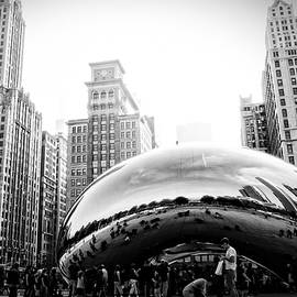 Frank Winters - Cloud Gate Dark and Gritty