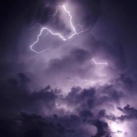 James Peterson - Cloud Lightning