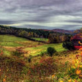 Joann Vitali - Cloudland Rd Panoramic - Vermont