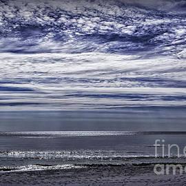 Walt Foegelle - Clouds at the Beach
