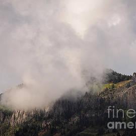 Janice Rae Pariza - Clouds On Wilson Peak