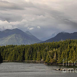 Inge Riis McDonald - Clouds over Clayoquot Sound
