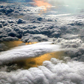 Tyrone McCants - Clouds over Golden Sea