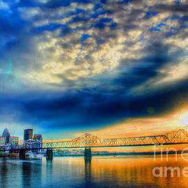 Darren Fisher - Clouds over Louisville