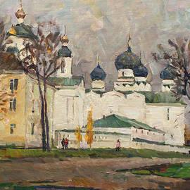 Juliya Zhukova - Cloudy at Uglich