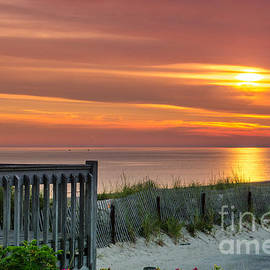 Mike Ste Marie - Sandy Neck Beach Sunrise