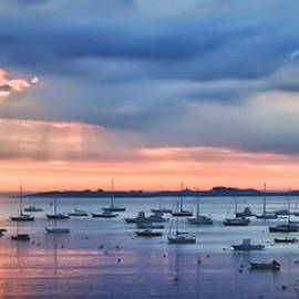 Jeff Folger - Cloudy sunrise