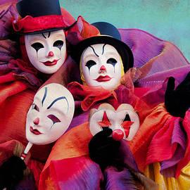 Zina Zinchik - Venetian Carnival - Clown Duo