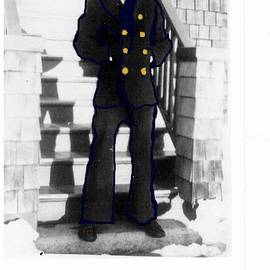 Kathy Barney - Coast Guard Sailor 1942