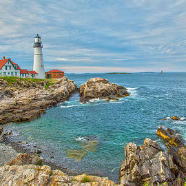 Karol  Livote - Coast Of Maine