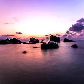 Jijo George - Coastal Sunrise