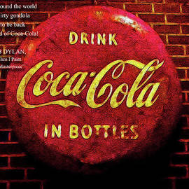 Joan  Minchak - Coca Cola Dylan Quote