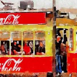 Mary Machare - Coca Cola on Wheels