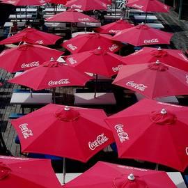 Rick Todaro - Coca Cola Red Umbrella