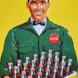 Douglas MooreZart - Coca Cola Vintage