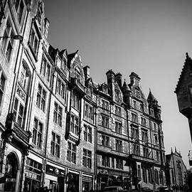 Dorit Fuhg - Cockburn Street Edinburgh