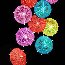 Cocktail Umbrellas VIII
