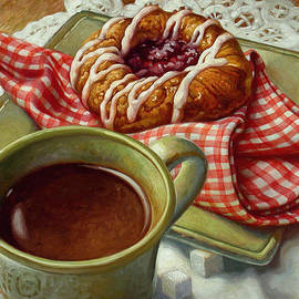 Mia Tavonatti - Coffee and Danish