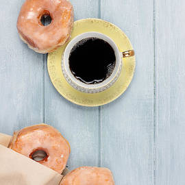 Stephanie Frey - Coffee and Doughnuts