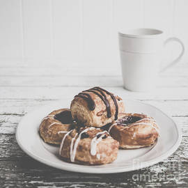 KJ DeWaal - Coffee and Pastries