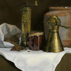 Dan Petrov - Coffee Balkanica