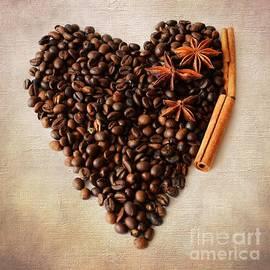 Katerina Vodrazkova - Coffee Heart I