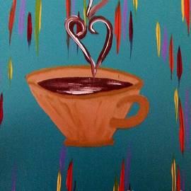 Melissa Darnell Glowacki  - Coffee Lover