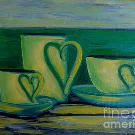 Julie Brugh Riffey - Coffee Lovers