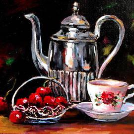 Jacinta Crowley-Long - Coffee Time