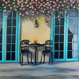 Janet Guss - Coffee Time