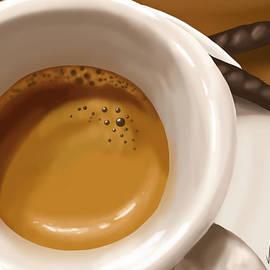 Veronica Minozzi - Coffee