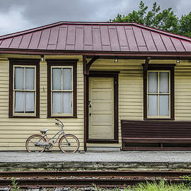 Bill Cannon - Cold Point Train Station  Cape May New Jersey