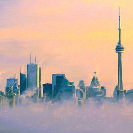 Angela A Stanton - Cold Toronto Morning