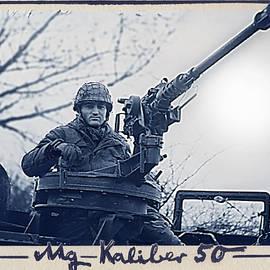Hartmut Jager - Cold War  Madness Warrior